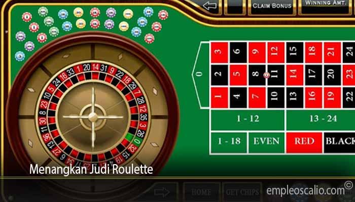 Menangkan Judi Roulette
