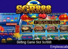 Betting Game Slot Scr888