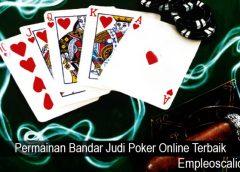 Permainan Bandar Judi Poker Online Terbaik